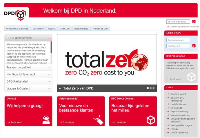 DPD Niederlande
