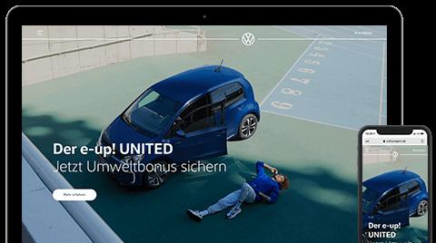 Screen VW UX Management