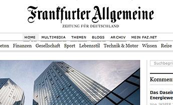 Case Study Frankfurter Allgemeine Zeitung