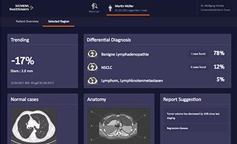 Siemens Healthineers: UX Design eines Radiologie-Assistenten