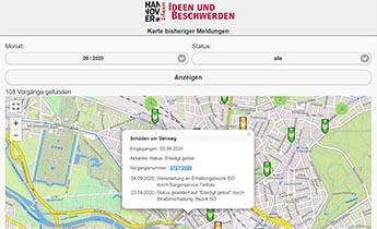 Stadt Hannover: Design Thinking Workshop