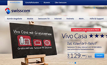 Swisscom: Usability-Optimierung Support Software