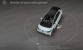 Volkswagen: Augmented Reality App