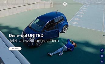 Volkswagen AG: UX Strategy & Management