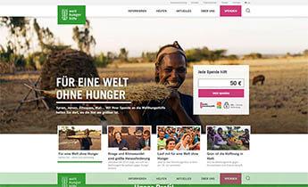 Welthungerhilfe: Usability-Test