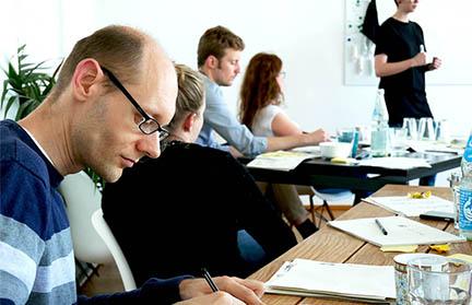 Training: UX Management & Strategy