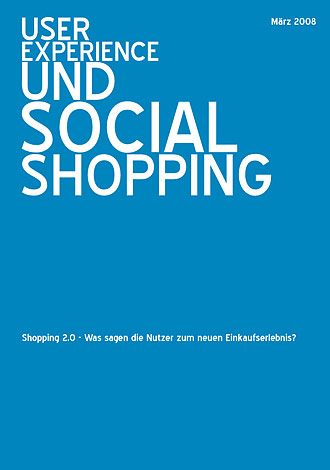 User Experience und Social Shopping