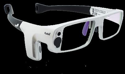 Tobii Glasses Eye Tracker